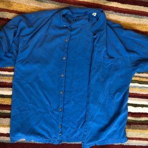 Oversized Tommy Bahama button up shirt